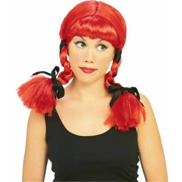 Country Girl Wig - Various Colors
