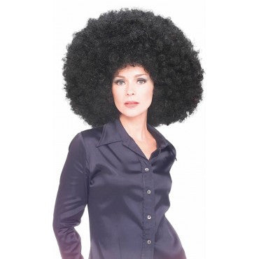 Jumbo Afro Wig - Various Colors