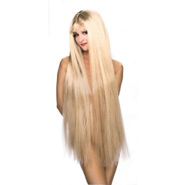 Hip Length Wig - Various Colors