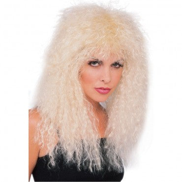 80's New Wave Wig - Various Colors