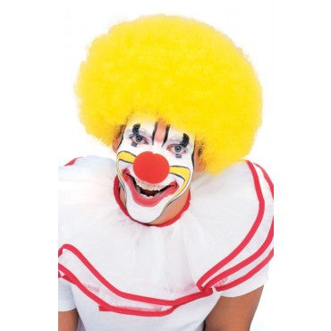 Deluxe Clown Wig - Various Colors