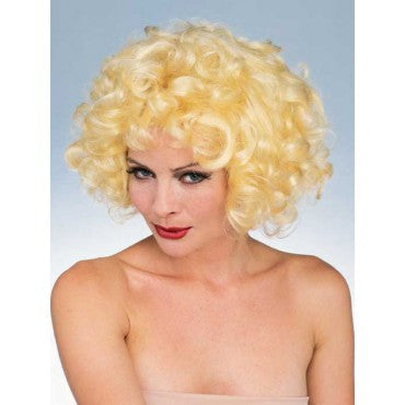 Blonde Dolly Wig
