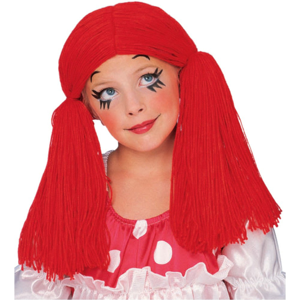 Rag Doll Girl Wig