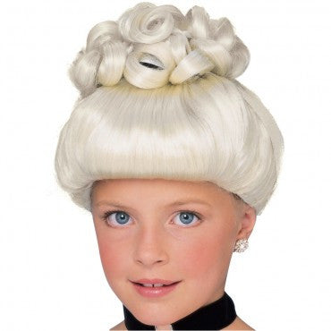 Kids Regal Princess Wig