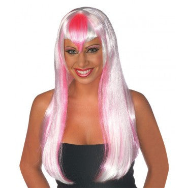 Strawberry Frost Wig