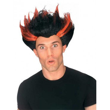 Fire Storm Wig