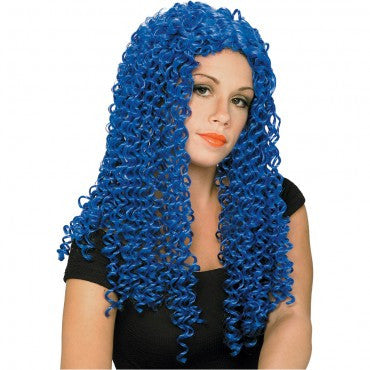 Long Spiral Wig - Various Colors