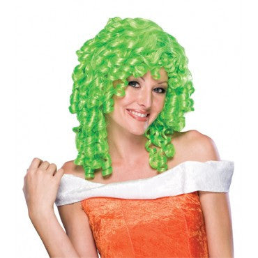 Curly Top Wig - Various Colors