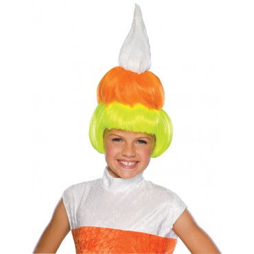 Kids Candy Corn Wig