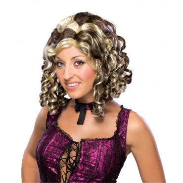 Banana Curls Wig - Various Colors