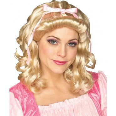 Storybook Girl Wig - Various Colors