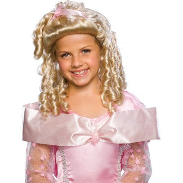 Kids Storybook Girl Wig - Various Colors