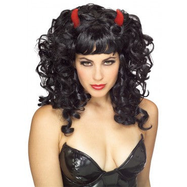 Fabulous Devil Wig - Various Colors