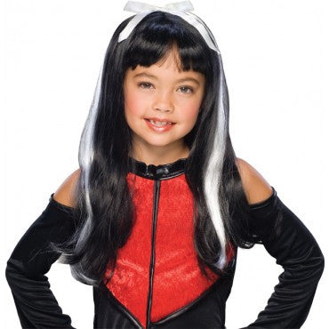 Kids Gothic Doll Wig - Various Colors