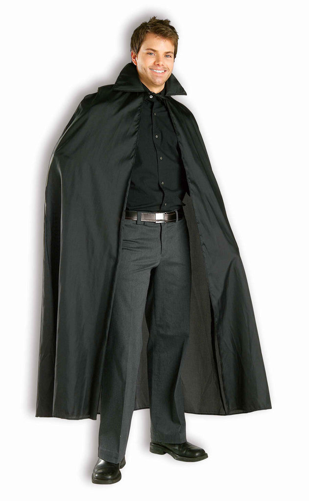 "Halloween Capes Long Black 56"" Cape"