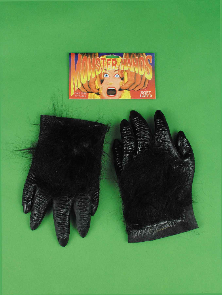 Halloween Costume Gorilla Gloves