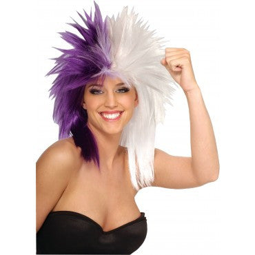 Sports Fanatic Wig - Various Colors