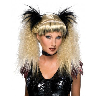 Futuristic Witch Wig - Various Colors