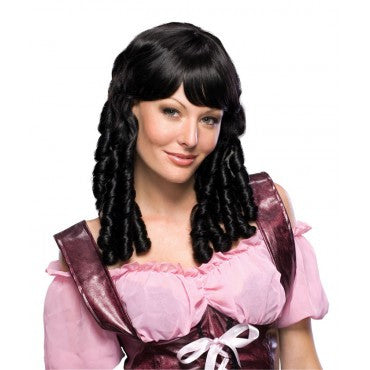 Baby Doll Wig - Various Colors