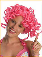 Pink Candy Wig