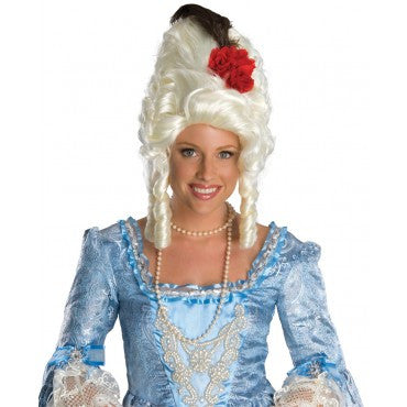 Marie Antoinette Wig - Various Colors