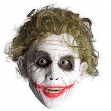 Kids Batman The Joker Wig