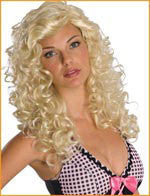 Rockabilly Wig - Various Colors