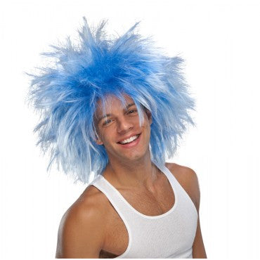Funky Punk Wig - Various Colors