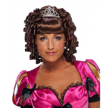 Princess Wig - Various Colors