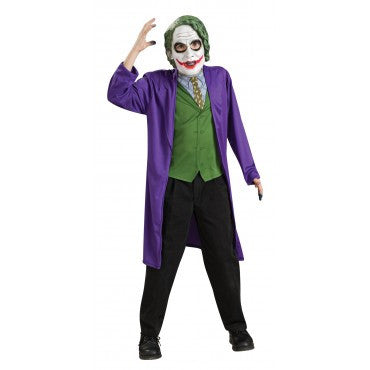 Boys The Joker Costume
