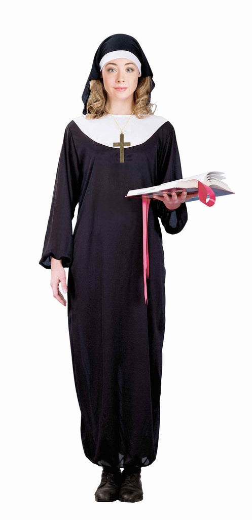 Nun Halloween Costume Kit