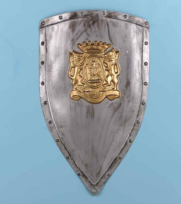 Halloween Costume Armor Roman Royal Shield