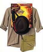 Boys Indiana Jones Dress Up Set