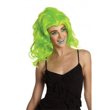 Neon New Wave Wig - Various Colors