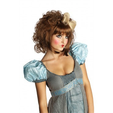 Cutie Doll Wig - Various Colors