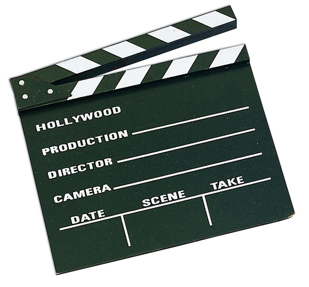Halloween Props Hollywood Scene Board Large
