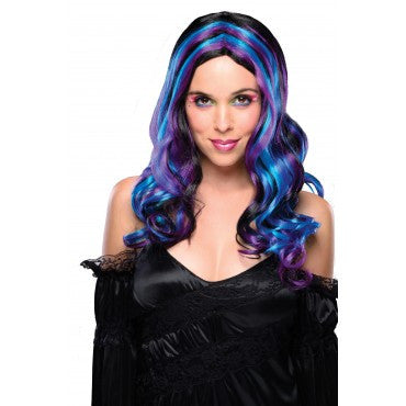 Multi Streaks Wig - Various Colors