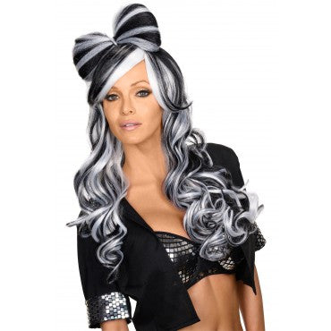 Bow This Way Wig - Various Colors