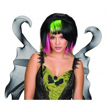 Goth Fairy Wig - Various Colors