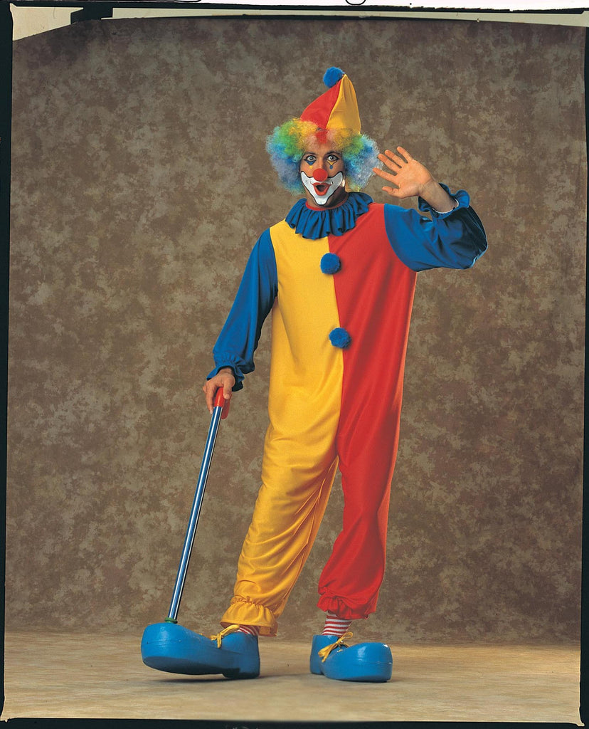 Adults Clown Costume
