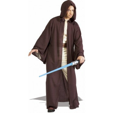 Mens Star Wars Deluxe Jedi Robe Costume