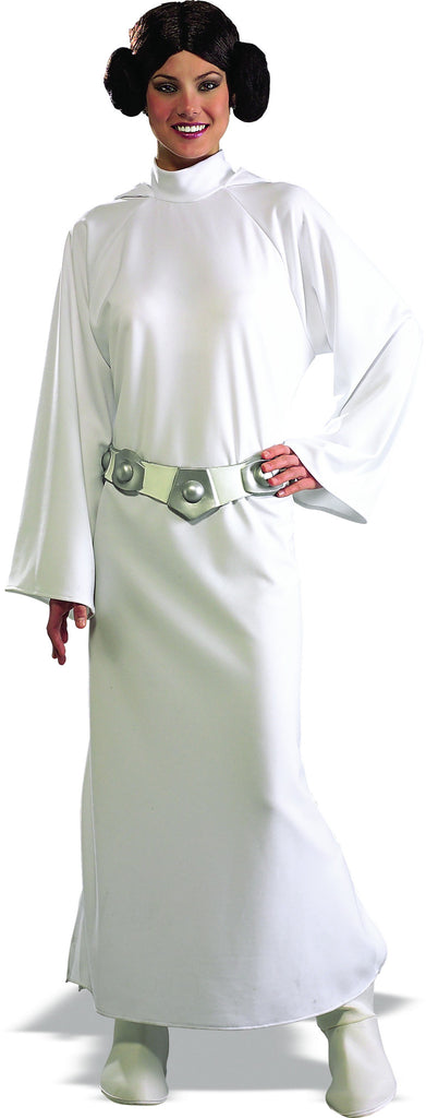Womens Star Wars Deluxe Princess Leia Costume