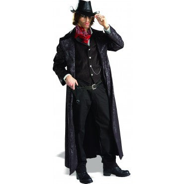 Mens Gun Slinger Cowboy Costume - Grand Heritage Collection