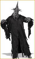 Mens Lord of the Rings Deluxe Witch King Costume