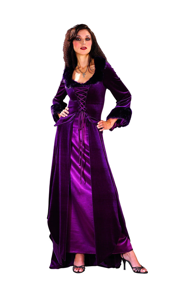 Womens Gothic Lady Theatre Costume
