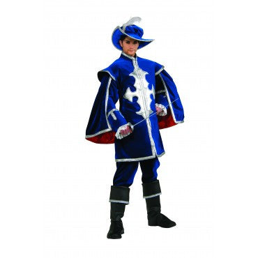 Mens Musketeer Costume - Grand Heritage Collection
