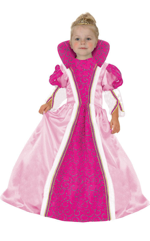 Girls Regal Queen Costume