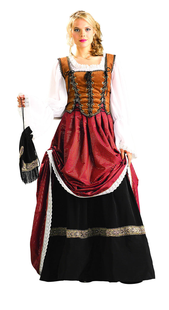 Womens Brigadoon Costume - Grand Heritage