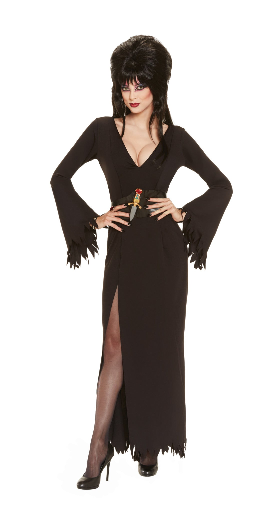 Womens Elvira Costume - Grand Heritage Collection