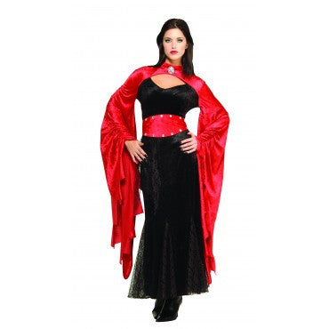 Womens Gothic Sultry Sorceress Costume